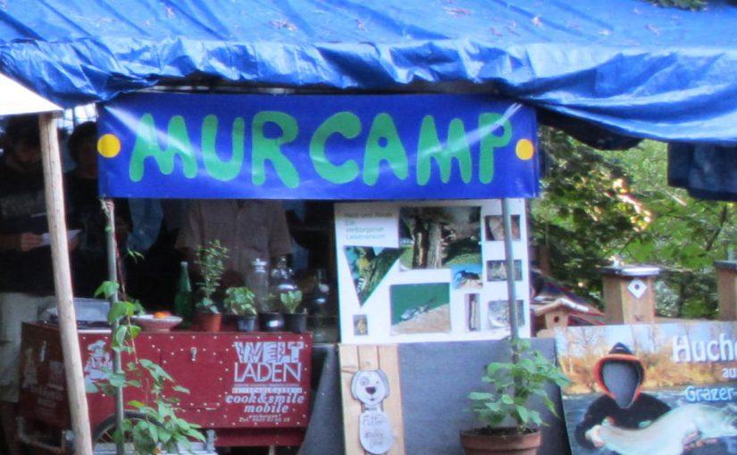 Räumung Murcamp